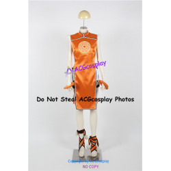 Tekken Ling Xiaoyu Cosplay Costume