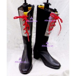 D.Gray-man Twins Cosplay Boots shoes