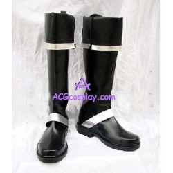 D.Gray-man Yu Kanda cosplay shoes boots