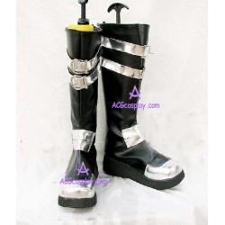 D.gray-Man Yu Kanda v.2 Cosplay Shoes boots