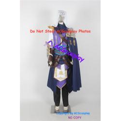 Kingdom Hearts Saix Cosplay Costume
