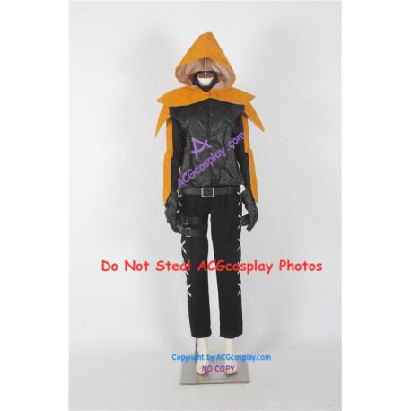 Dc Comics Arrow Cosplay Speedy Cosplay Costume with eyemask