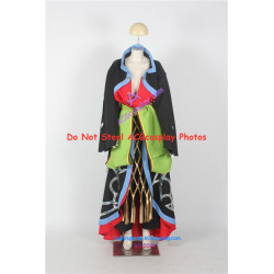 Final Fantasy X Seymour Guado Cosplay Costume