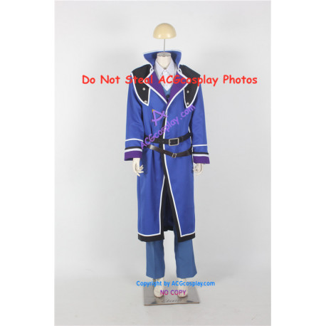 K-Project Cosplay Scepter 4 Cosplay Costume
