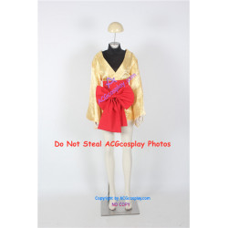 Vocaloid Kagamine Rin Cosplay Costume Version 20 brocade costume