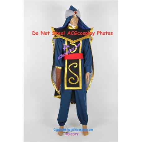 Disney Cosplay Aladdin Mozenrath Cosplay Costume