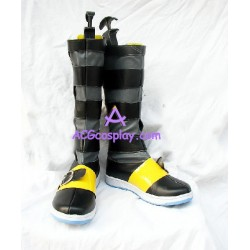 Final Fantasy 7 Yuffie cosplay shoes boots