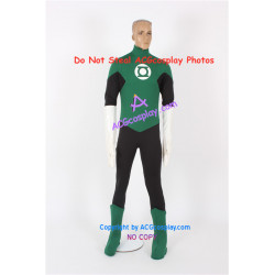 DC Comics Silver Age Green Lantern Hal Jordan Cosplay Costume Version 03