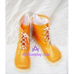 Final Fantasy 7 Yuffie Kisaragi cosplay shoes boots