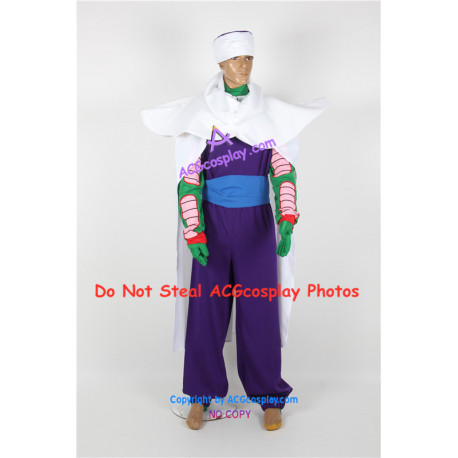 Dragon Ball Z Piccolo Cosplay Costum