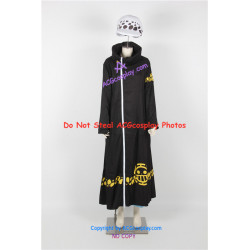 One Piece Trafalgar Law Cosplay Costume include hat