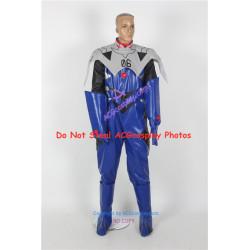 Neon Genesis Evangelion Kaworu Nagisa Cosplay Costume