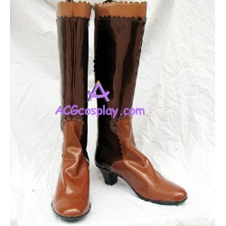 Final Fantasy XII Lenne Cosplay Shoes boots