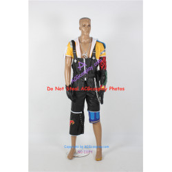 Final Fantasy Dissidia Tidus Cosplay Costume