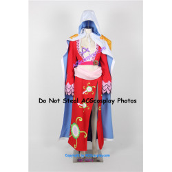 One Piece Boa Hancock Cosplay Costume Version 01