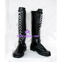 Final Fantasy XII Yuna Cosplay Shoes boots