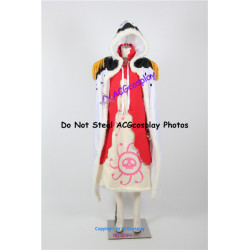 One Piece Boa Hancock Cosplay Costumes Version 02