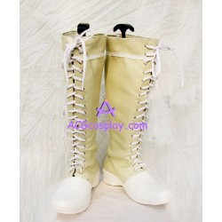 Final Fantasy Yuffie's Advent Children cosplay shoes boots