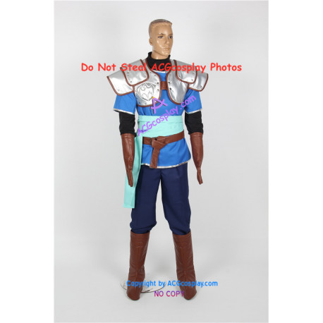 Dragon Quest Heroes Male Protagonist Cosplay Costume