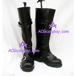 Gintama Gintoki Sakata cosplay shoes boots