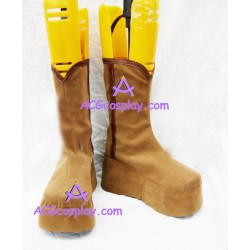 Gintama Kagura Cosplay Shoes boots