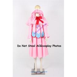 Fairy Tail Mavis Vermillion Cosplay Costume