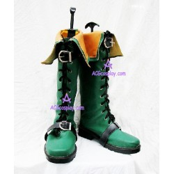 The Legend of Heroes VI Sora no Kiseki Agate cosplay shoes boots