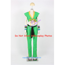 Street Fighter Laura Matsuda Cosplay Costume
