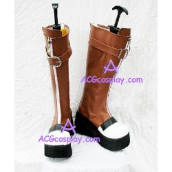 The Legend of Heroes VI Sora no Kiseki Olivier Lenheim Cosplay Shoes boots