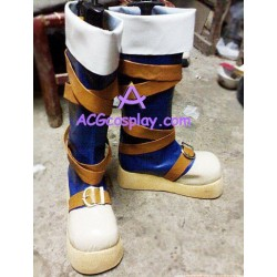 The Legend Of Heroes VI Sora no Kiseki Yuria cosplay shoes boots