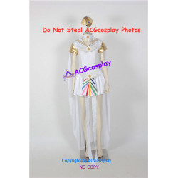 Sailor Moon Sailor Cosmos Cosplay Costume