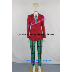 Sailor Moon Sailor Uranus Haruka Tenoh Cosplay Costume boy uniform