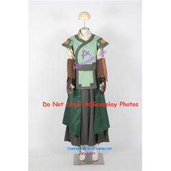 Avatar The Last Airbender Avatar Kyoshi Cosplay Costume