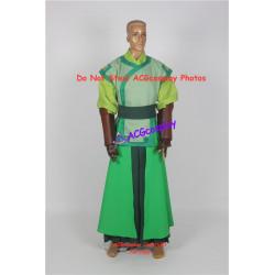 Avatar The Last Airbender Avatar Kyoshi Cosplay Costume version 2