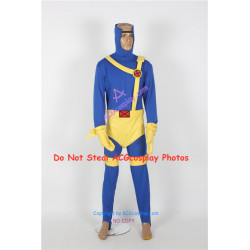 Marvel Comics X-men Cyclops Cosplay Costume Version 06