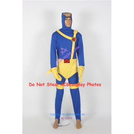 Marvel Comics X-men Cyclops Cosplay Costume Version 06