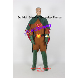 Gatchaman Ryu Cosplay Costume include boots covers