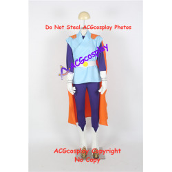 Dragon Ball Z Great Saiyagirl Cosplay Costume