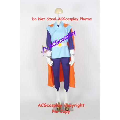 Dragon Ball Z Great Saiyagirl Cosplay Costume
