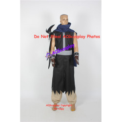 Fairy Tail Gajeel Redfox Cosplay Costume