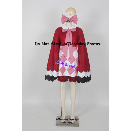 Animal Crossing Cosplay Celeste cosplay costume with gloves and stockings