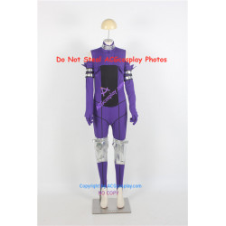 Death By Degrees Tekken Nina Williams Cosplay Costume
