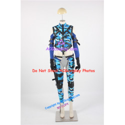 Death By Degrees Tekken Nina Williams Cosplay Costume Version 01