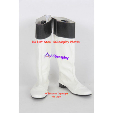 Power Rangers Turbo Cosplay Red Turbo Ranger cosplay shoes cosplay boots