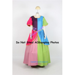 Cinderella Sisters Split Cosplay Costume