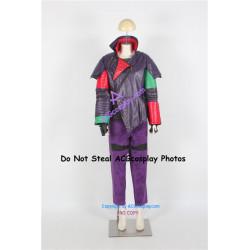 Disney Descendants Mal Cosplay Costume