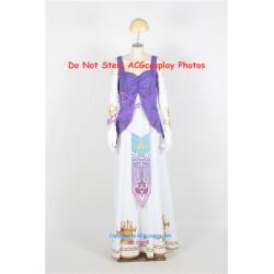 Legend of Zelda  Twilight Princess Cosplay Princess Zelda Cosplay Costume