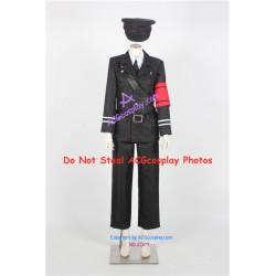 Togainu No Chi Akira Cosplay Costume