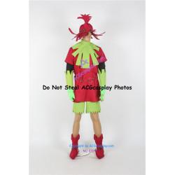Legend of zelda Twilight Princess Skull Kids Cosplay Costume