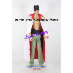 One Piece Edward Newgate Cosplay Costume